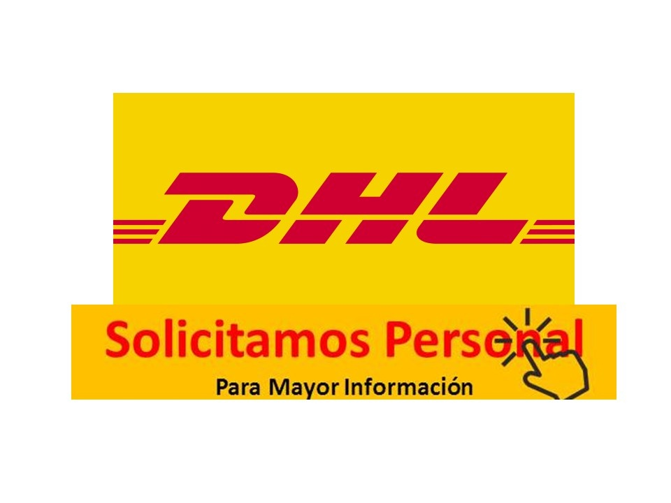 ofertas de empleo DHL